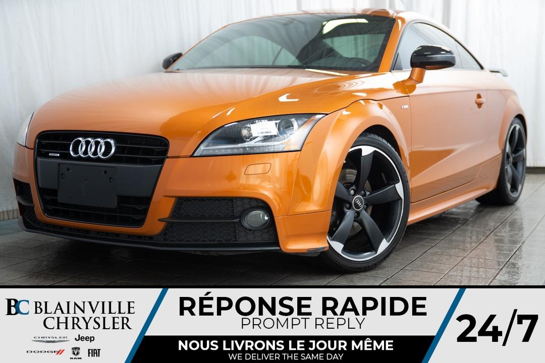2015 Audi TT  - Desmeules Chrysler