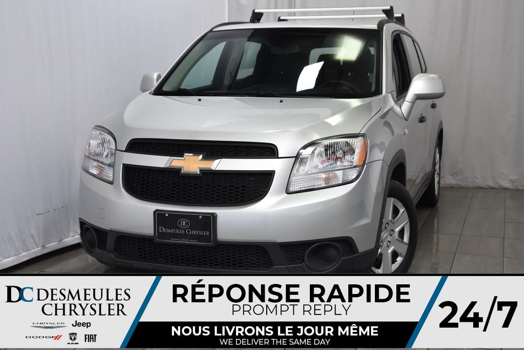 2012 Chevrolet Orlando  - Blainville Chrysler