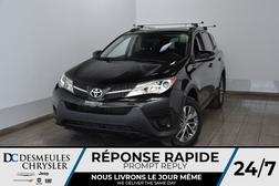 2015 Toyota Rav4 LE * Cam Rec * Sièges Chauffants * 99$/Semaine  - DC-A1531  - Blainville Chrysler