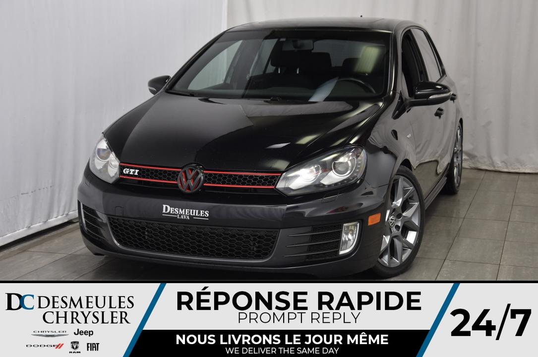 2013 Volkswagen GTI  - Blainville Chrysler