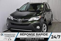 2013 Toyota Rav4 XLE * Hitch Remorque * Toit Ouvr. * NAV * Cam. Rec  - DC-A1004  - Desmeules Chrysler