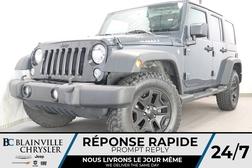 2017 Jeep Wrangler Willys Wheeler + AUTOMATIQUE + TOIT DUR +  - BC-P1294  - Blainville Chrysler