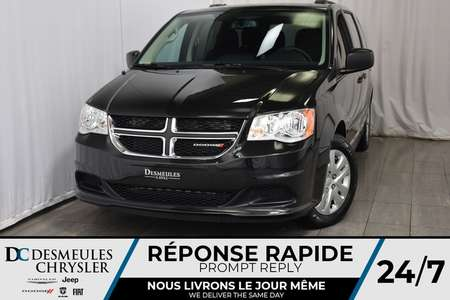 2017 Dodge Grand Caravan SXT * STOW 'N GO * SIRIUS XM * BLUETOOTH * 94$/SEM for Sale  - DC-71382  - Blainville Chrysler