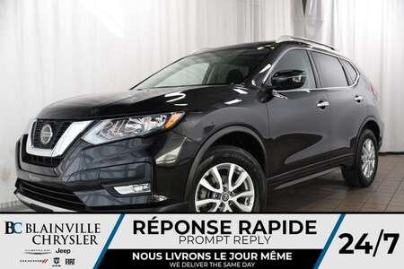 2018 Nissan Rogue 76$SEM+SV+AWD+TOIT PANO+DEM DISTANCE+ for Sale  - BC-P1139  - Blainville Chrysler