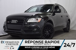 2016 Audi SQ5 3.0T TECHNIK *JAMAIS ACCIDENTÉ* V6 SUPERCHARGED  - DC-A0616  - Desmeules Chrysler