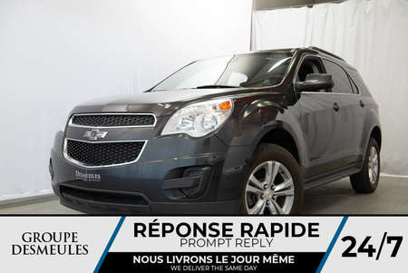 2014 Chevrolet Equinox LT+AWD+Bluetooth + 4 CYL = WOW! for Sale  - DC-A0537  - Desmeules Chrysler