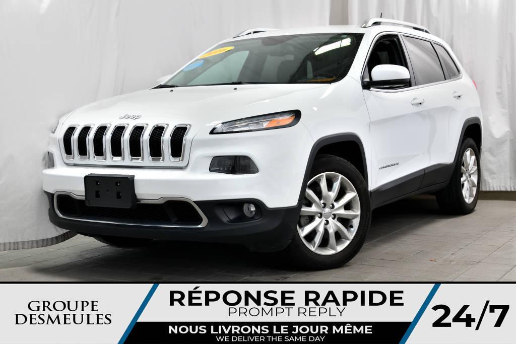 2016 Jeep Cherokee  - Blainville Chrysler