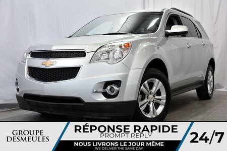 2012 Chevrolet Equinox 2LT + CUIR + CAMERA DE RECUL + SIEGES CH for Sale  - P0942  - Blainville Chrysler