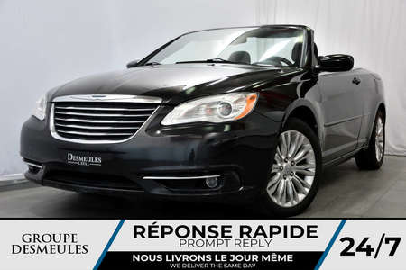 2011 Chrysler 200 TOURING * Mags * Phares Brouillard * Bluetooth for Sale  - DC-A0645  - Blainville Chrysler