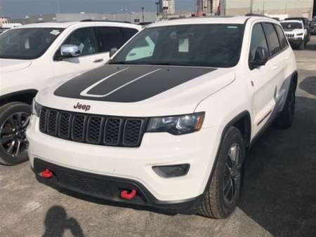 2018 Jeep Grand Cherokee Trailhawk for Sale  - 80871  - Desmeules Chrysler