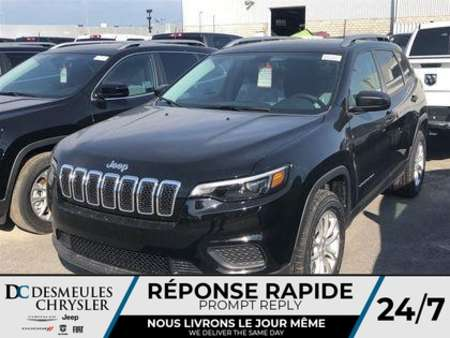 2019 Jeep Cherokee Sport for Sale  - DC-90053  - Desmeules Chrysler