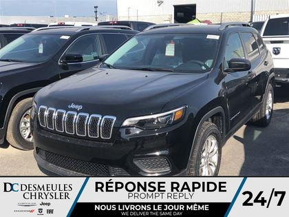 2019 Jeep Cherokee  - Desmeules Chrysler