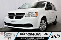 2017 Dodge Grand Caravan SXT  - DC-DE71381  - Desmeules Chrysler