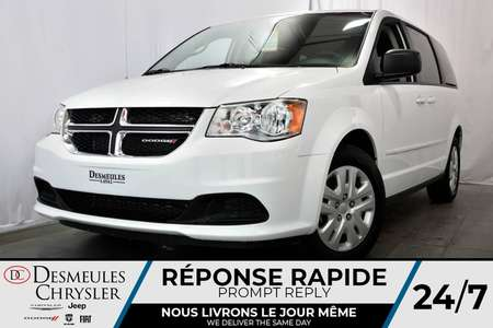 2017 Dodge Grand Caravan SXT + A/C MULTI for Sale  - DC-DE71381  - Desmeules Chrysler