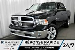 2017 Ram 1500 SLT+CREW CAB+DECOR PLUS+5.7L V8 HEMI+CAM RECUL  - BC-70485  - Desmeules Chrysler