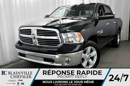 2017 Ram 1500 SLT+CREW CAB+DECOR PLUS+5.7L V8 HEMI+CAM RECUL for Sale  - BC-70485  - Desmeules Chrysler