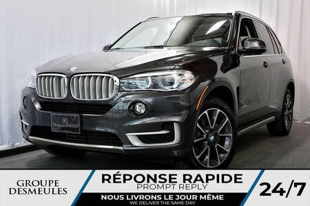 2016 BMW X5 xDrive35i + TECH PACK + CUIR BRUN + HEAD AWD for Sale  - DC-A0754  - Desmeules Chrysler