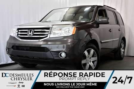2015 Honda Pilot Touring + 4X4 + NAV + TOIT 4WD for Sale  - DC-A0770  - Blainville Chrysler