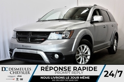 2017 Dodge Journey Crossroad + 7 Places + CUIR + BLUETOOTH AWD  - DC-A0772  - Desmeules Chrysler