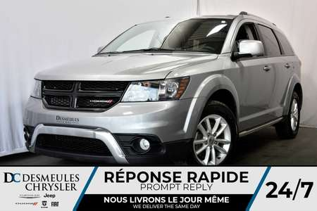 2017 Dodge Journey Crossroad + 7 Places + CUIR + BLUETOOTH AWD for Sale  - DC-A0772  - Desmeules Chrysler