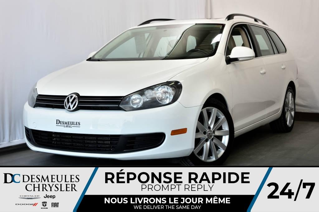 2012 Volkswagen Jetta SportWagen  - Blainville Chrysler