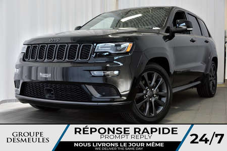 2018 Jeep Grand Cherokee for Sale  - 80028  - Blainville Chrysler
