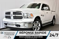 2016 Ram 1500 BIG HORN + CREW CAB + BOITE 5'7 + DIESEL 4WD  - DC-70638A  - Desmeules Chrysler
