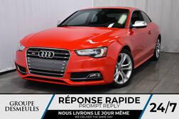 2014 Audi S5 NAVIGATION * SIÈGES BAQUET * TOIT VITRÉ * RARE *  - DC-81028C  - Blainville Chrysler