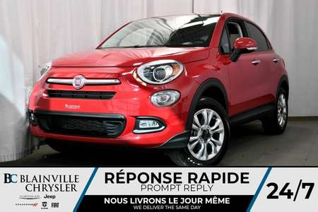 2016 Fiat 500X SPORT + AWD + 4 PORTES + **DÉMO for Sale  - BC-:60958  - Blainville Chrysler