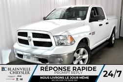 2017 Ram 1500 Outdoorsman+Quad CAB+CAM Recul+Aide AU Stationmnt  - BCDL-70564  - Blainville Chrysler