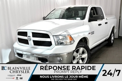 2017 Ram 1500 OUTDOORSMAN+QUAD CAB+CAM RECUL+AIDE AU STATIONMNT  - BC-70564  - Desmeules Chrysler