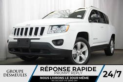 2013 Jeep Compass NORTH + 4X4 + MAGS + FOG 4WD  - BC-P1009  - Desmeules Chrysler