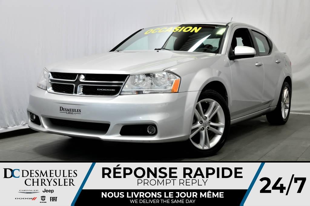 2011 Dodge Avenger  - Desmeules Chrysler