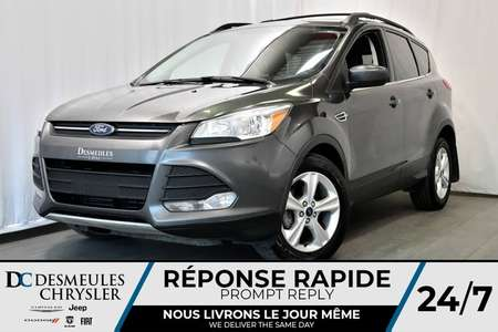 2015 Ford Escape SE + BANC CHAUFFANT+CAM DE RECUL+ECOBOOST for Sale  - DC-A0794A  - Desmeules Chrysler