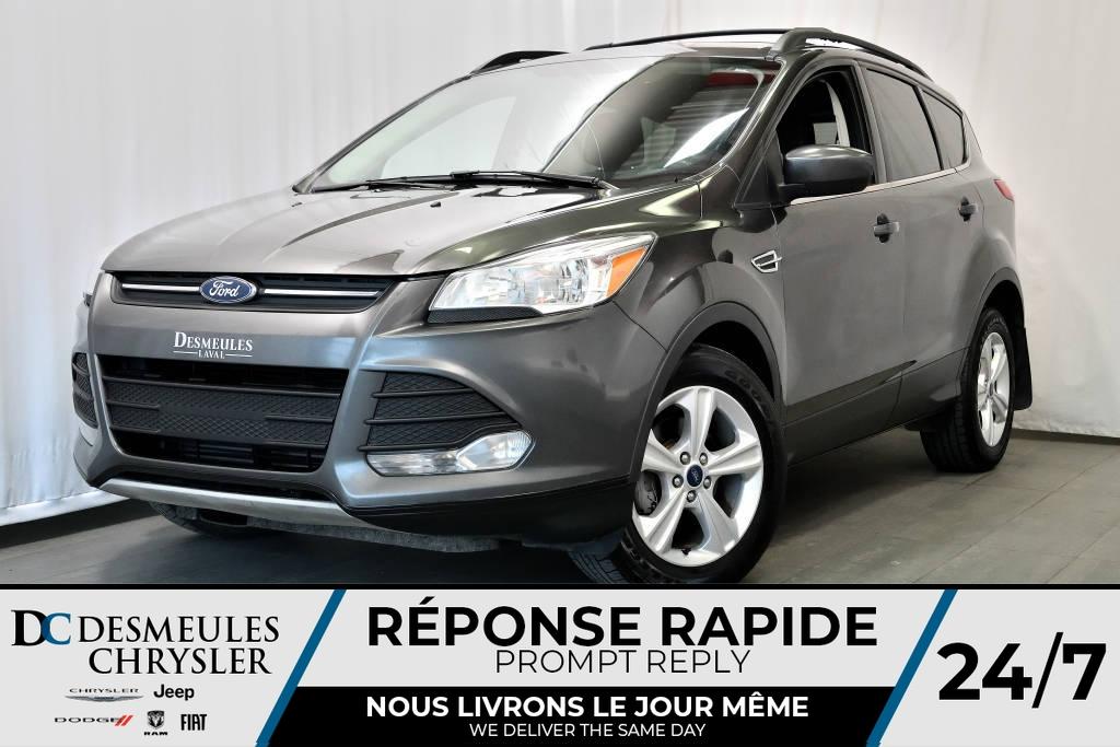 2015 Ford Escape  - Desmeules Chrysler