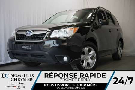 2015 Subaru Forester 2.5i + 4WD + SPACIEUX + FIABLE+ CAMÉRA D for Sale  - DC-A0830  - Blainville Chrysler