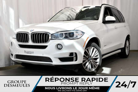 2015 BMW X5 Xdrive35d + DIESEL + LUXURY PACK **RARE* AWD for Sale  - P0918  - Blainville Chrysler