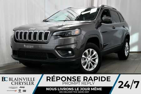 2019 Jeep Cherokee DÉM0+NORTH+ACTIVE DRIVE 2+2L TURBO+4X4 for Sale  - BC-90010  - Blainville Chrysler