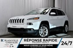 2018 Jeep Cherokee DÉMO + NORTH+ 9 195KM + 4X4 + **WOW**  - BC-80044  - Desmeules Chrysler