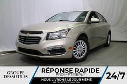 2015 Chevrolet Cruze 1LT * CAM DE RECUL * ÉCONOMIQUE *  - 81035C  - Blainville Chrysler
