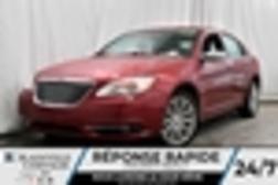 2012 Chrysler 200 LIMITED + V6 + TOIT + CUIR + ÉCRAN 6.5 POUCES  - BC-80341B  - Blainville Chrysler
