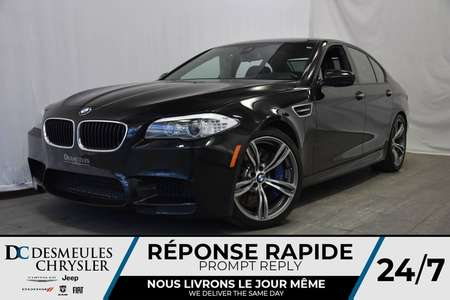 2013 BMW M5 *V8 TWIN TURBO * 560 HP * Cam. Recul * for Sale  - DC-A0637  - Desmeules Chrysler