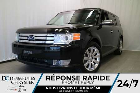 2012 Ford Flex LIMITED * AWD * DÉMARREUR À DISTANCE * S for Sale  - DC-A0889  - Blainville Chrysler