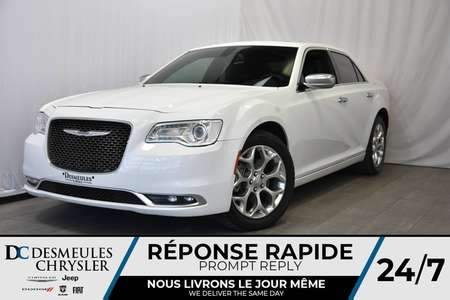 2016 Chrysler 300 C * PLATINUM * AWD * CUIR * TOIT PANO for Sale  - DC-A0880  - Desmeules Chrysler