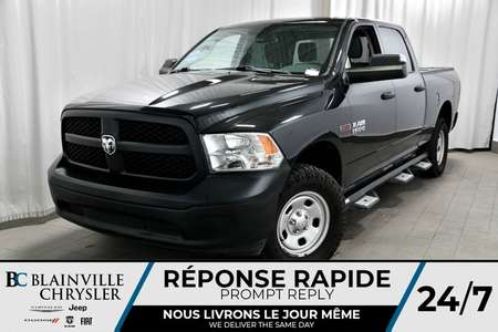 2015 Ram 1500 CREWCAB + ECODIESEL+ 6.4' BOITE 4WD Crew Cab for Sale  - BC-P0970  - Desmeules Chrysler
