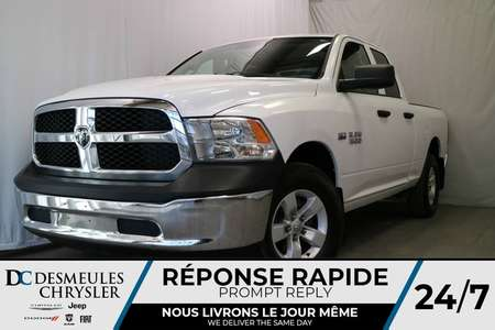 2015 Ram 1500 ST * 4X4 * QUAD CAB * BOITE 6'4 * 6 PASS 4WD for Sale  - DC-81248A  - Desmeules Chrysler