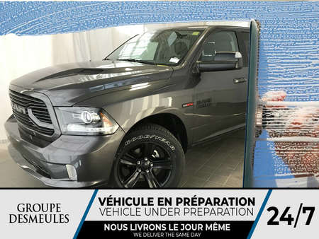 2018 Ram 1500 Sport Crew Cab for Sale  - 80336  - Blainville Chrysler