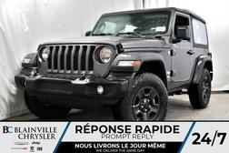 2018 Jeep Wrangler Sport  - 80278  - Desmeules Chrysler