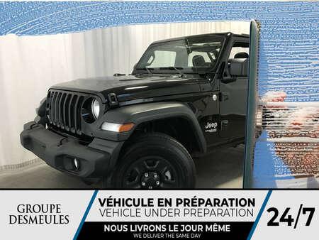 2018 Jeep Wrangler Sport for Sale  - 80277  - Blainville Chrysler
