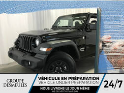 2018 Jeep Wrangler Sport  - 80277  - Blainville Chrysler